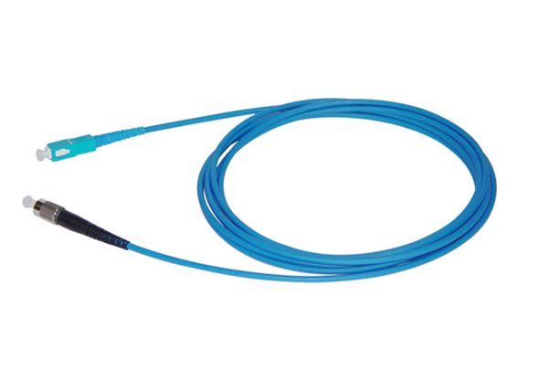 Armored Optical Fiber Patchcord