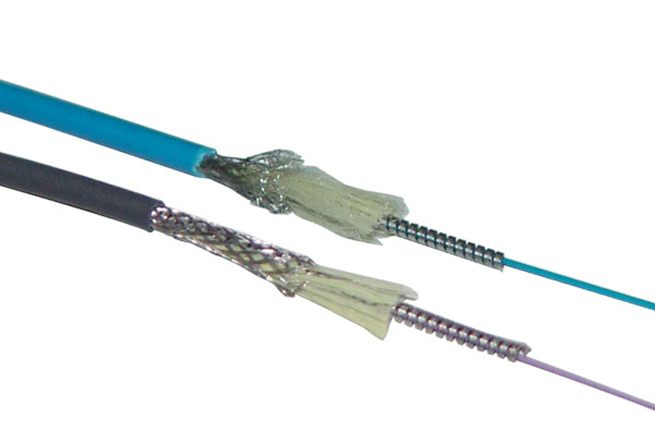 Armored Fiber Optic Cables