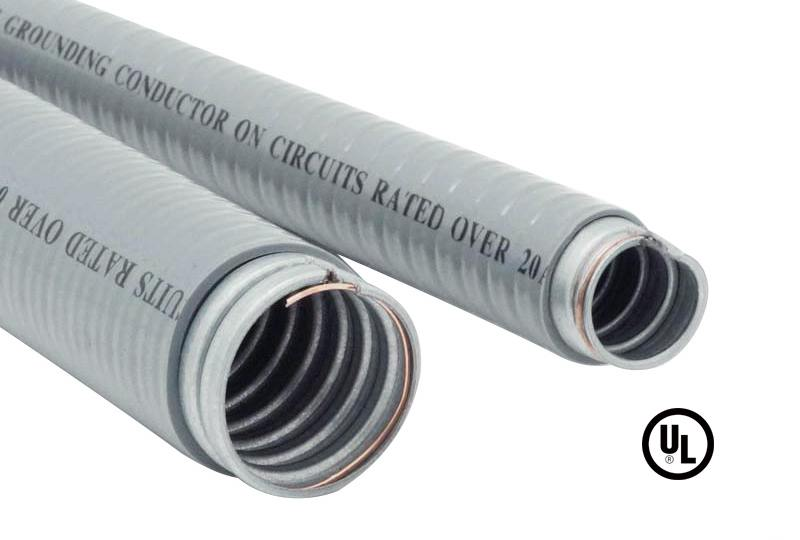 Liquid Tight Flexible Metal Conduit-PULTG Series (UL 360)