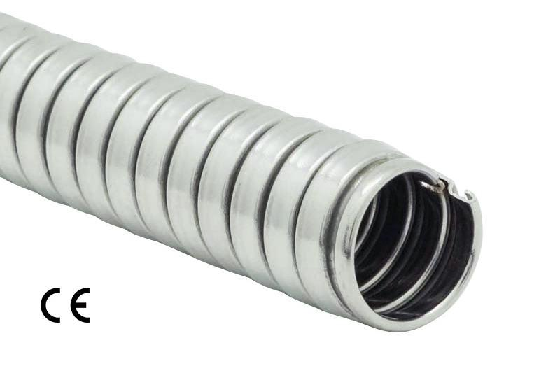 Flexible Metal Conduit Low Fire Hazard - PES23X-UK Series