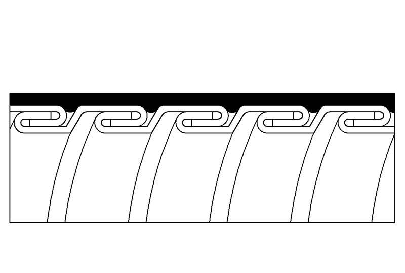 Flexible Metal Conduit Water Proof - PEG23PE Series