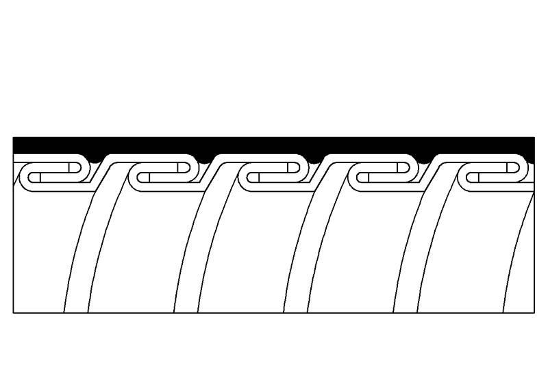 Flexible Metal Conduit Water Proof - PEG23LSZH Series