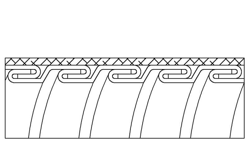 Flexible Metal Conduit EMI Proof - PEG23SB Series