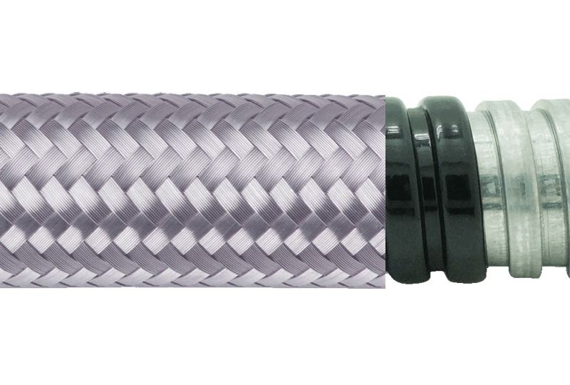 Flexible Metal Conduit Water + EMI Proof - PEG13PVCTB Series