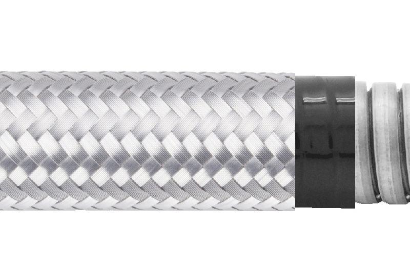 Flexible Metal Conduit Water + EMI Proof - PEG23PVCSB Series