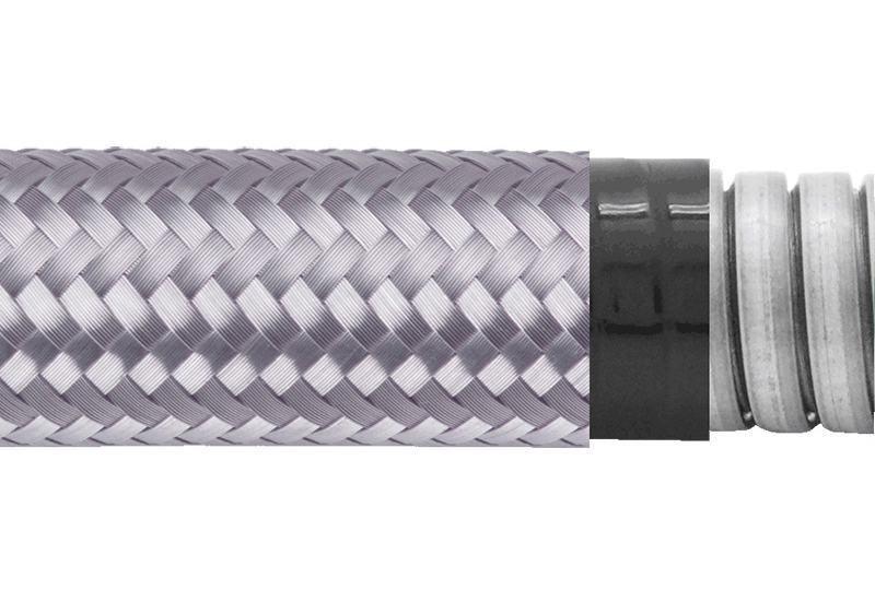 Flexible Metal Conduit Water + EMI Proof - PEG23PVCTB Series