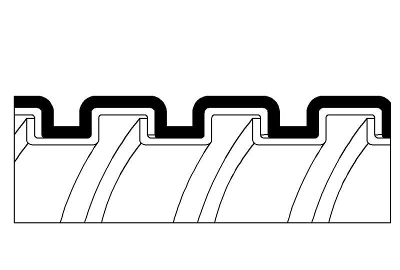 Flexible Metal Conduit Water Proof -PAG13PE Series