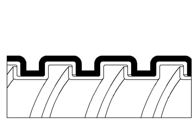 Flexible Metal Conduit Water Proof - PAS13PVC Series
