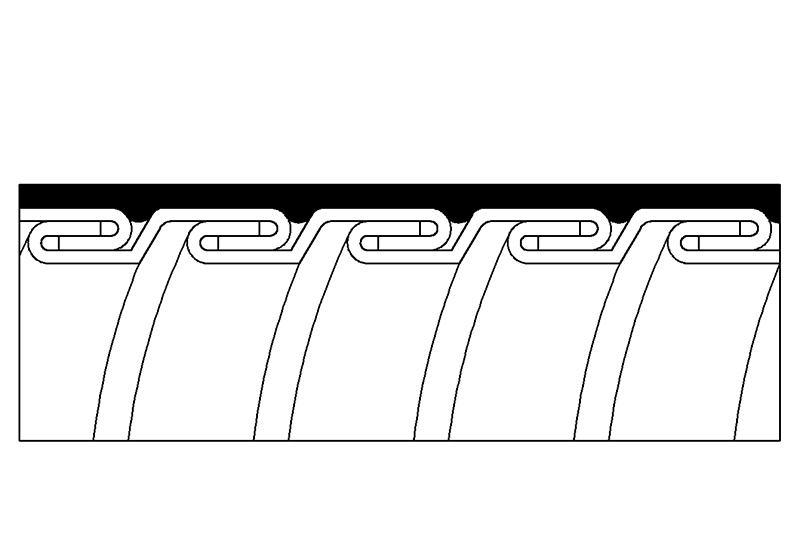 Flexible Metal Conduit Water Proof - PAG23PE Series