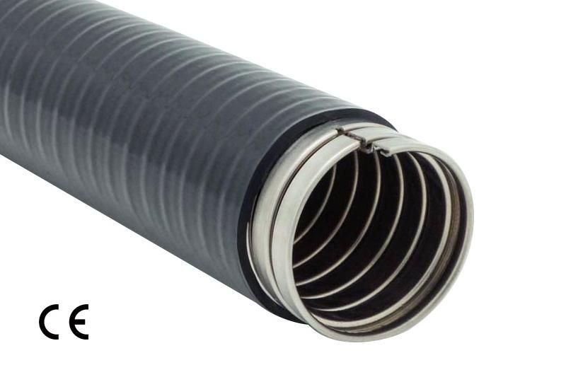 Flexible Metal Conduit Water Proof - PAS23PVC Series