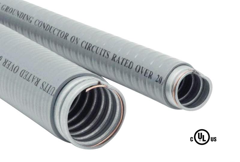 Liquid Tight Flexible Metal Conduit - PCULTG Series (UL 360)