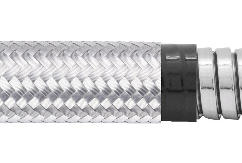 Flexible Metal Conduit Water + EMI Proof - PAS23PVCSB Series