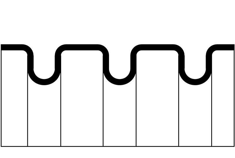 Non-Metallic Corrugated Conduit - PAFSV2 Series(UL 1696)