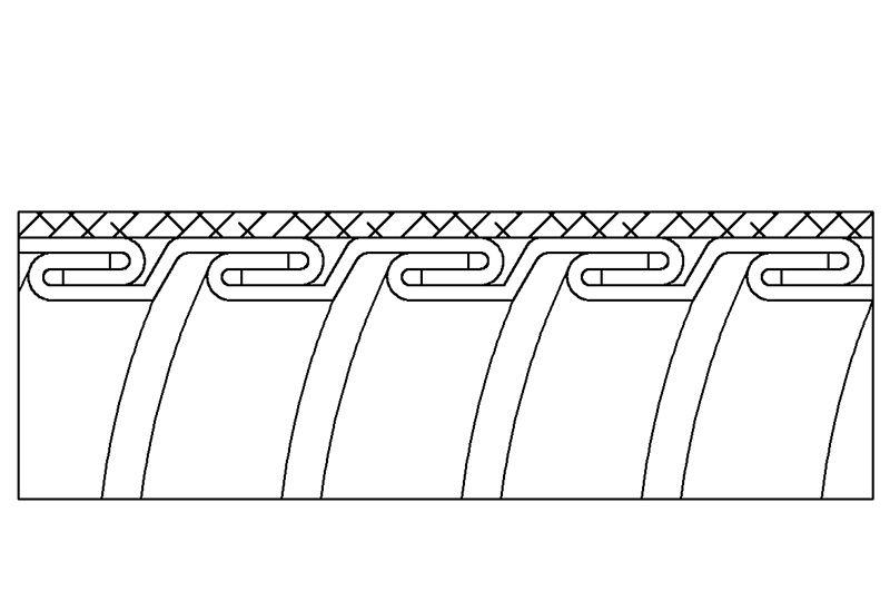 Flexible Metal Conduit EMI Proof - PAG23TB Series