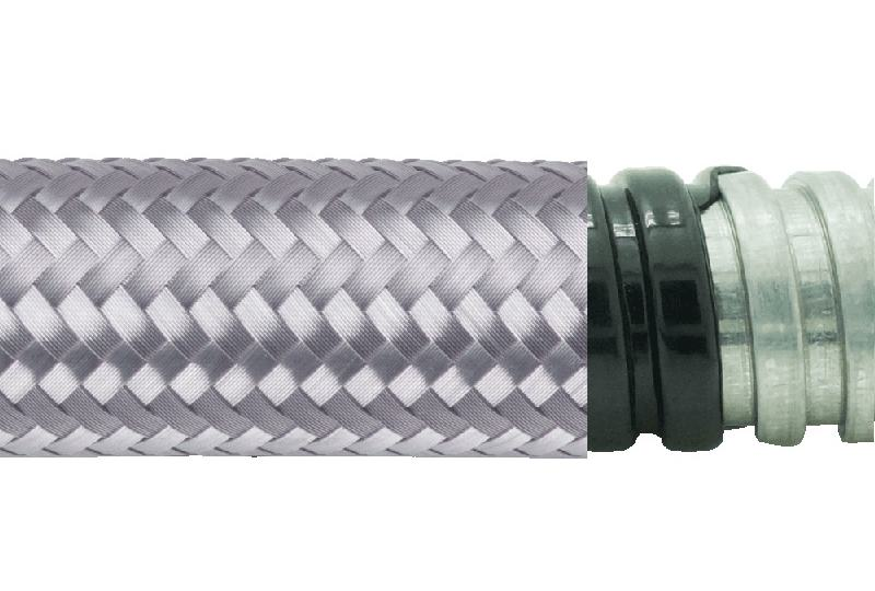 Flexible Metal Conduit Water + EMI Proof - PAG13PVCGB Series