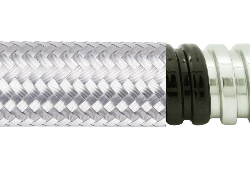 Flexible Metal Conduit Water + EMI Proof - PAS13PVCSB Series
