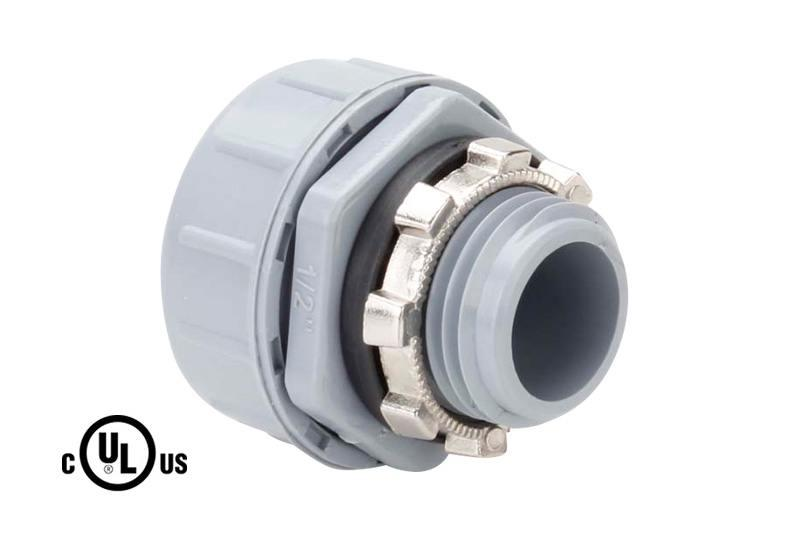 Liquid Tight Non-Metallic Flexible Conduit Fitting - P50 Series(UL514B)