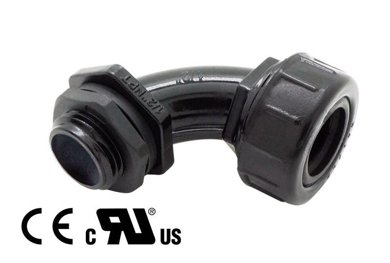 Liquid Tight Nylon Fitting (UL 514B)-PA06 Series