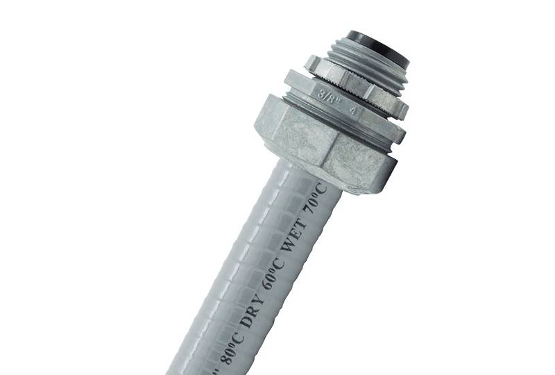 Liquid Tight Flexible Metal Conduit Fitting - S50 Series(UL 514B)