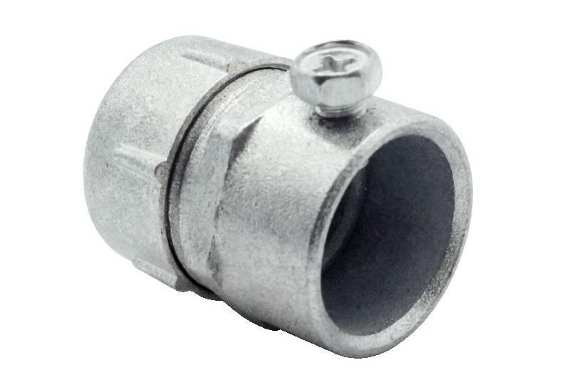 Liquid tight flexible metal conduit fitting s series