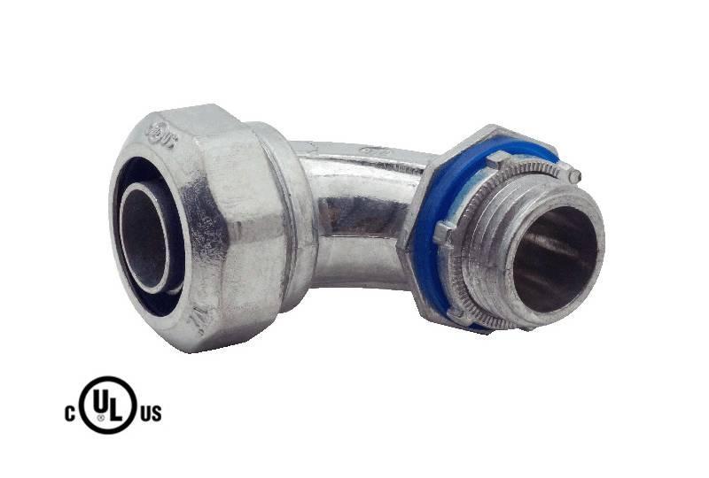 Liquid Tight Flexible Metal Conduit Fitting - S53 Series(UL 514B)
