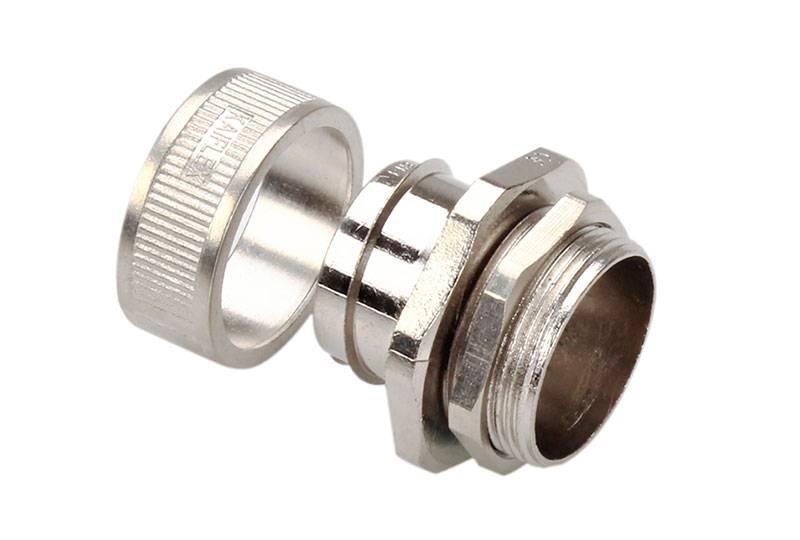 Flexible Metal Conduit Fitting Low Fire Hazard - EZ01 Series(EU)