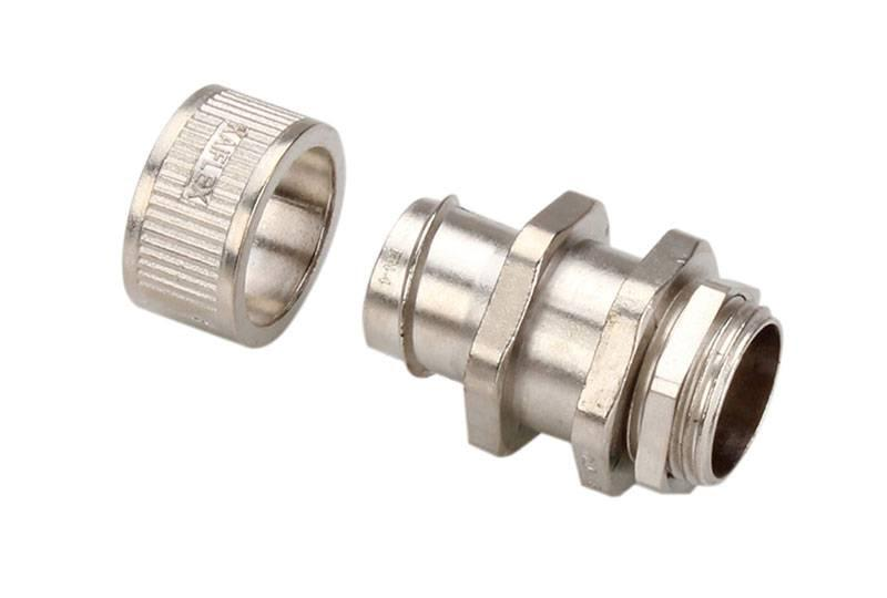Flexible Metal Conduit Fitting Low Fire Hazard - EZ05 Series(EU)