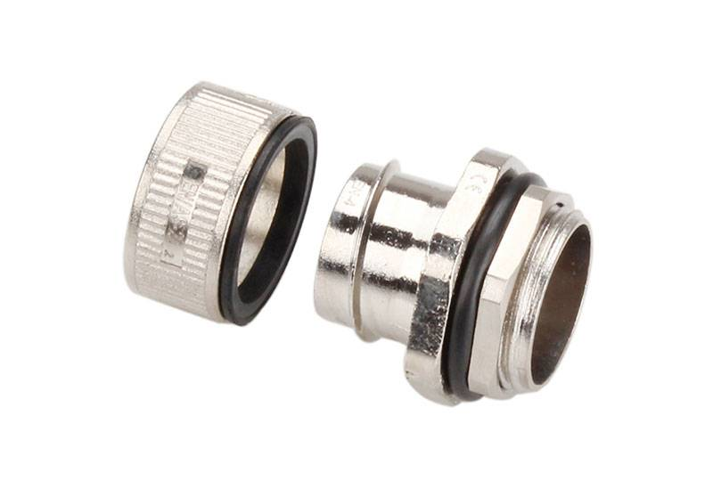 Flexible Metal Conduit Fitting Water Proof - EZ09 Series(EU)
