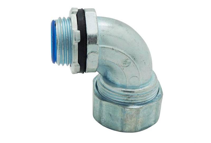 Flexible Metal Conduit Fitting Water + EMI Proof Solution - BGS53 Series(EU)