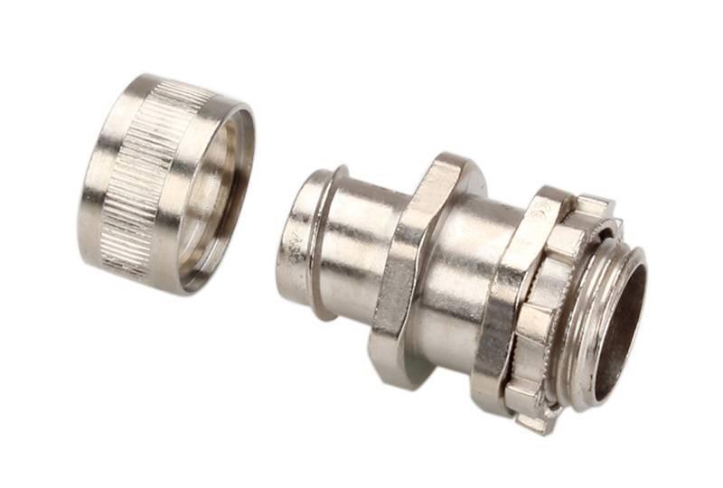 Flexible Metal Conduit Fitting Low Fire Hazard- - AZ05 Series