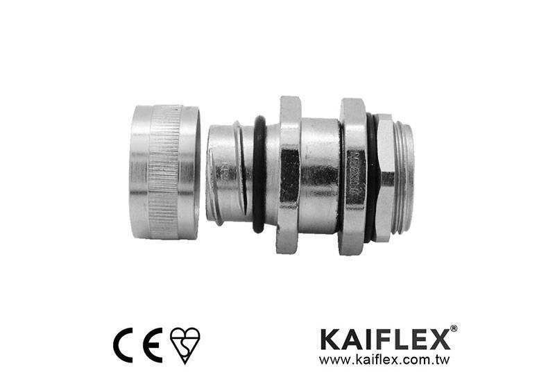 Flexible Metal Conduit Fitting Water Proof-AZ11 Series