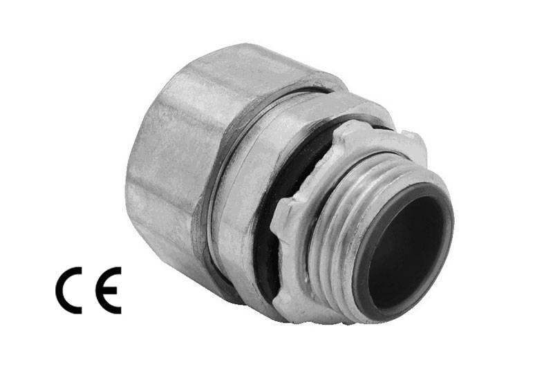 Flexible Metal Conduit Fitting Low Fire Hazard - GS50 Series(AS)