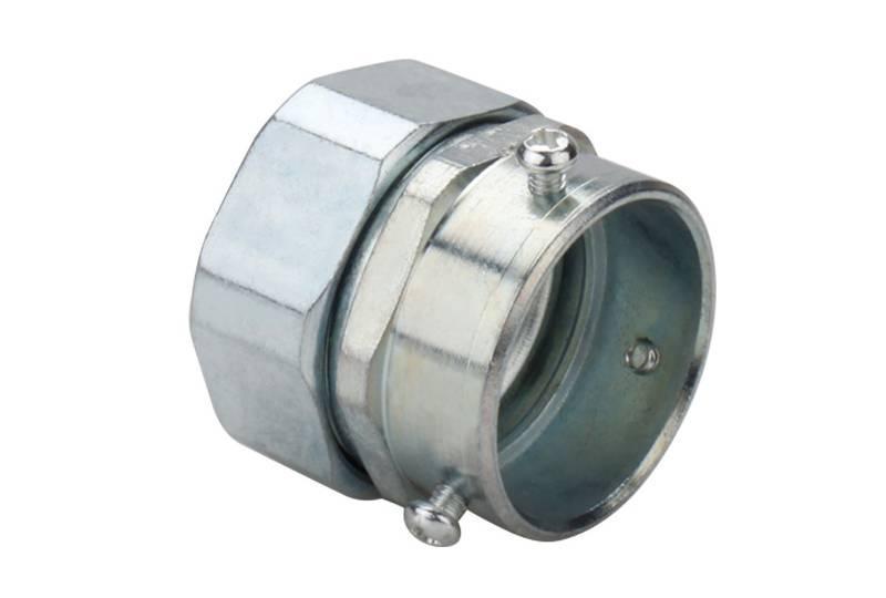 Flexible Metal Conduit Fitting Low Fire Hazard - GS52 Series(AS)