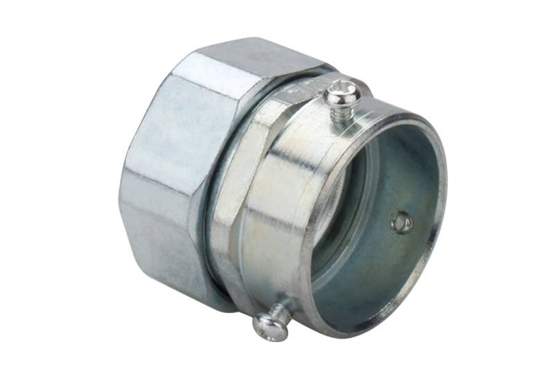 Flexible Metal Conduit Fitting Low Fire Hazard - GS52 Series(AS)