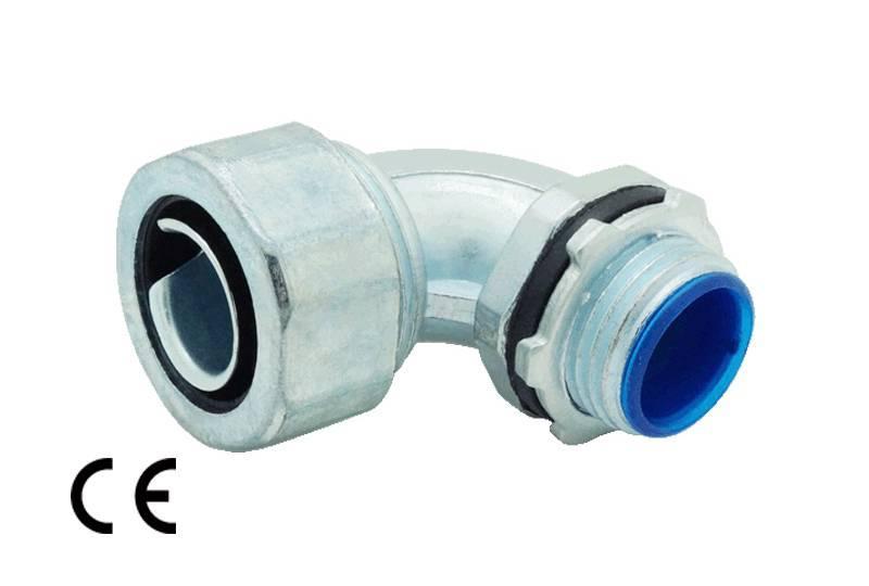 Flexible Metal Conduit Fitting Low Fire Hazard - BGS53 Series