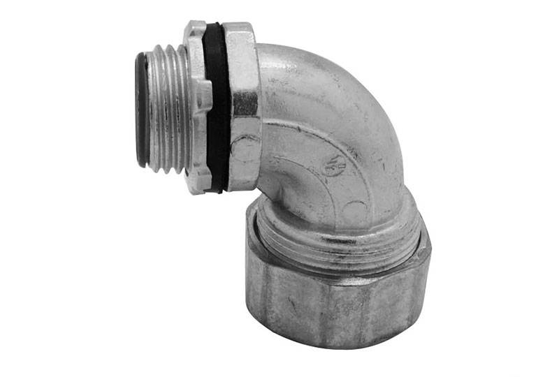 Flexible Metal Conduit Fitting Low Fire Hazard - BGS53 Series