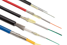 Amored Optical Fiber Cable