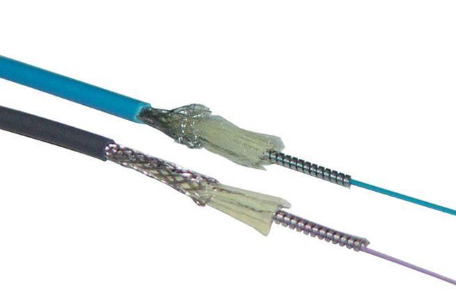 Simplex Armored Optical Fiber Cable
