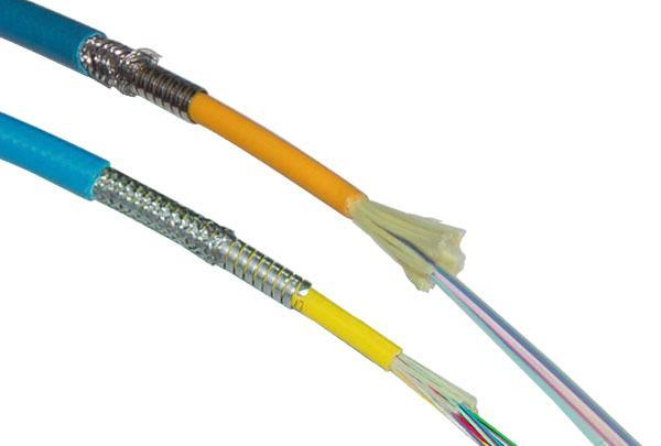Armored Optical Fiber Cable For Mine