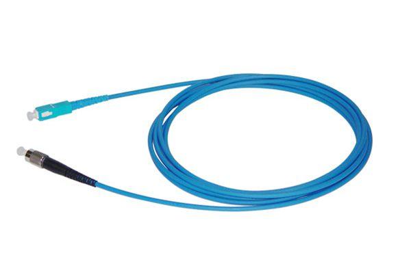 Simplex Armored Optical Fiber Pigtail/Patchcord