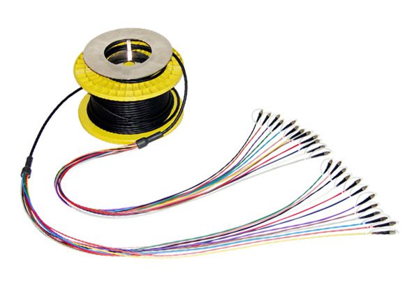 Multi-Fibers Armored Optical Fiber Pigtail/Patchcord