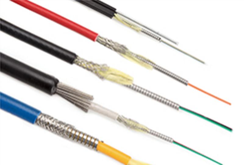 Amored Optical Fiber Cable