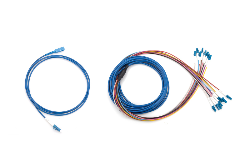 Armored Optical Fiber Pigtail/Patchcord