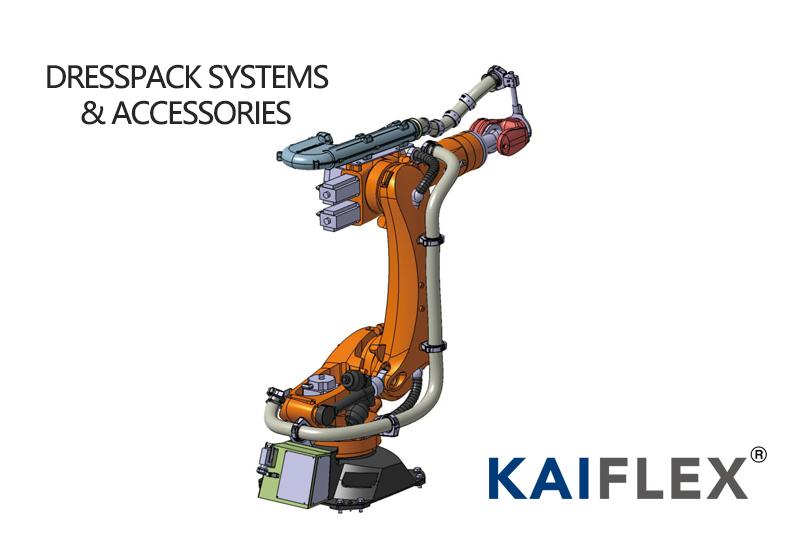 Dresspack Systems & Accessories (Model:KUKA)