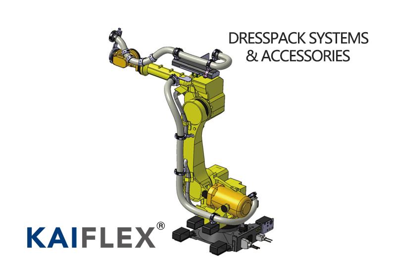 Dresspack Systems & Accessories (Model:FANUC)